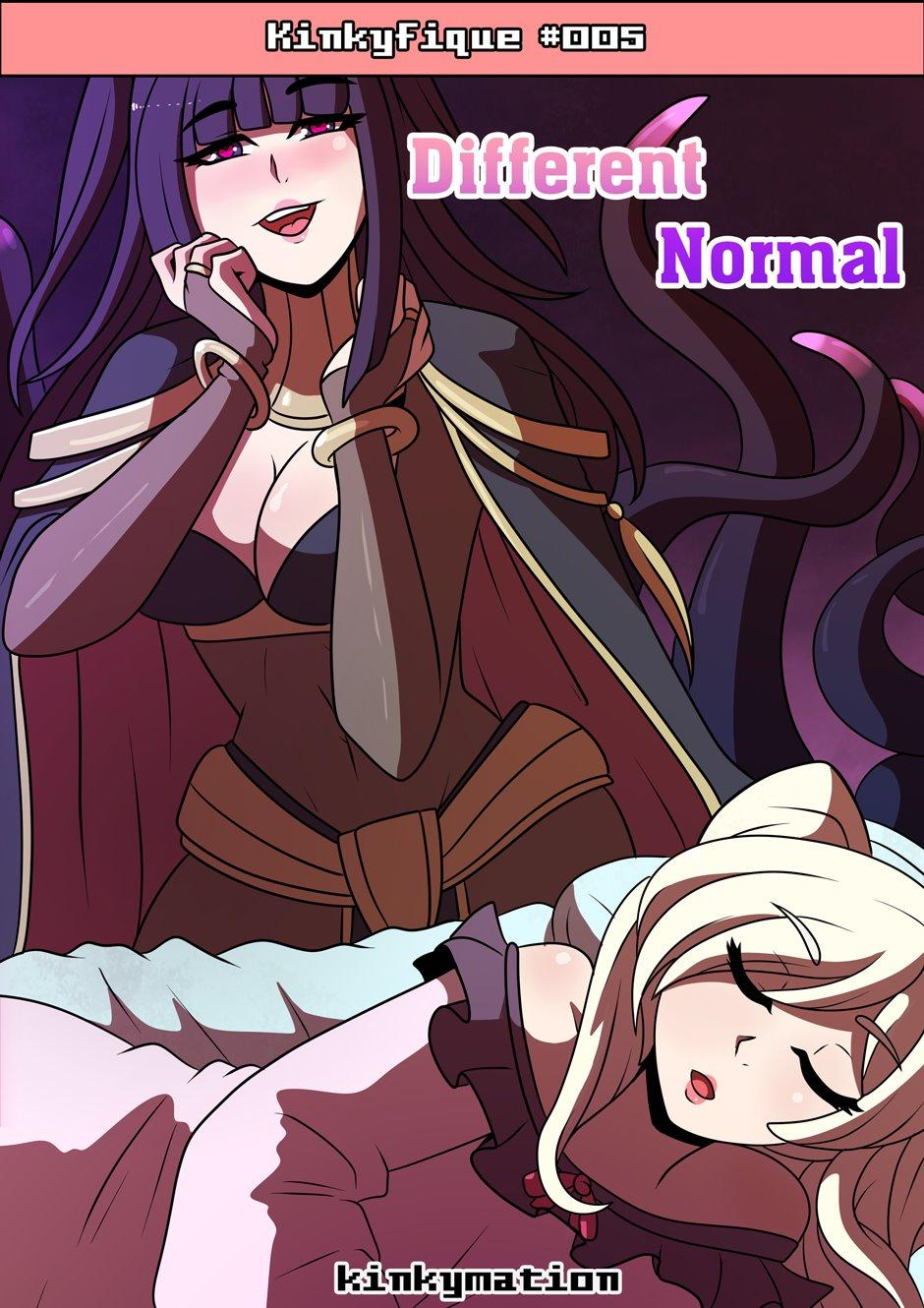 Different normal